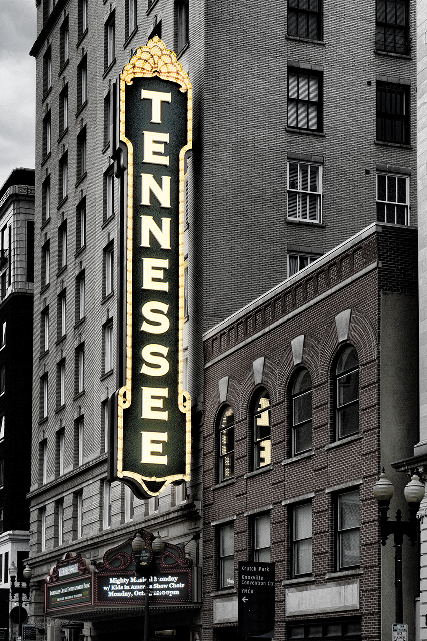 The Mighty Tennessee