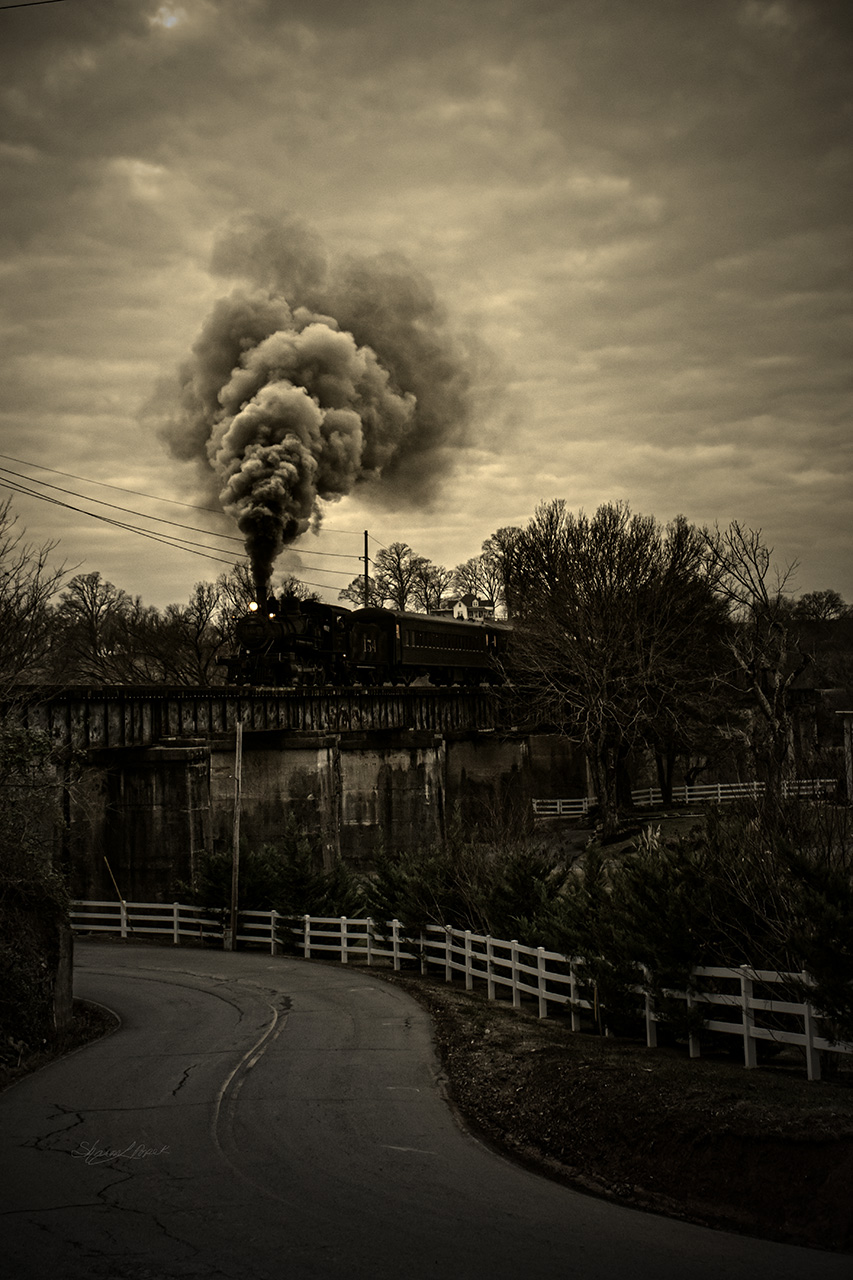 Trains! Trains! Trains!