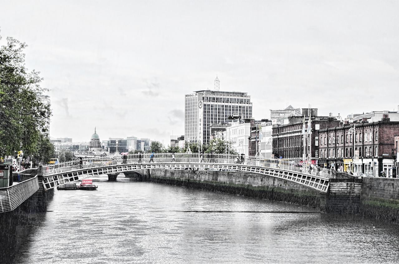 Ha'penny Dublin