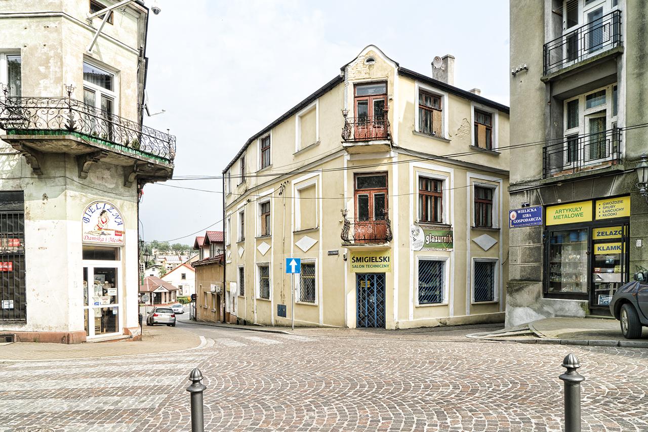 Wieliczka Crossroads
