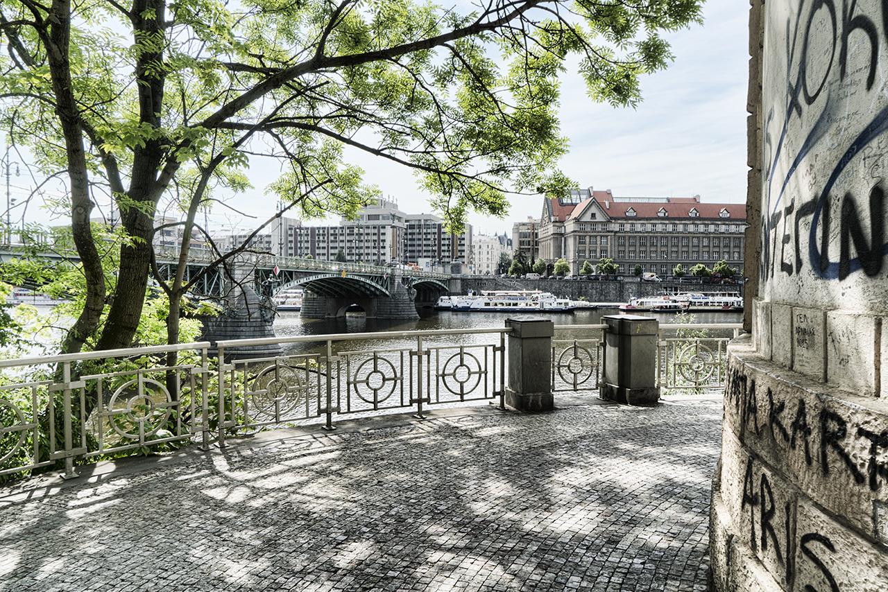 Entry To Prague