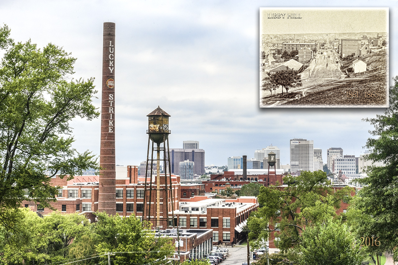 Historic Libby Hill View