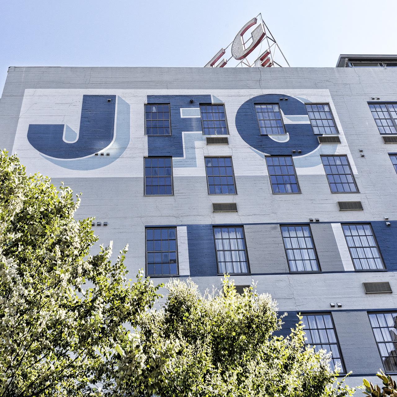 JFG Looking Up