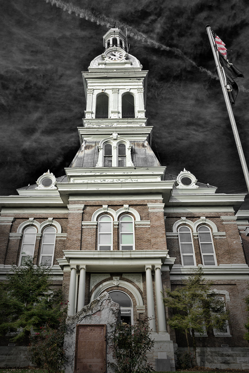 Jessamine County Courthouse