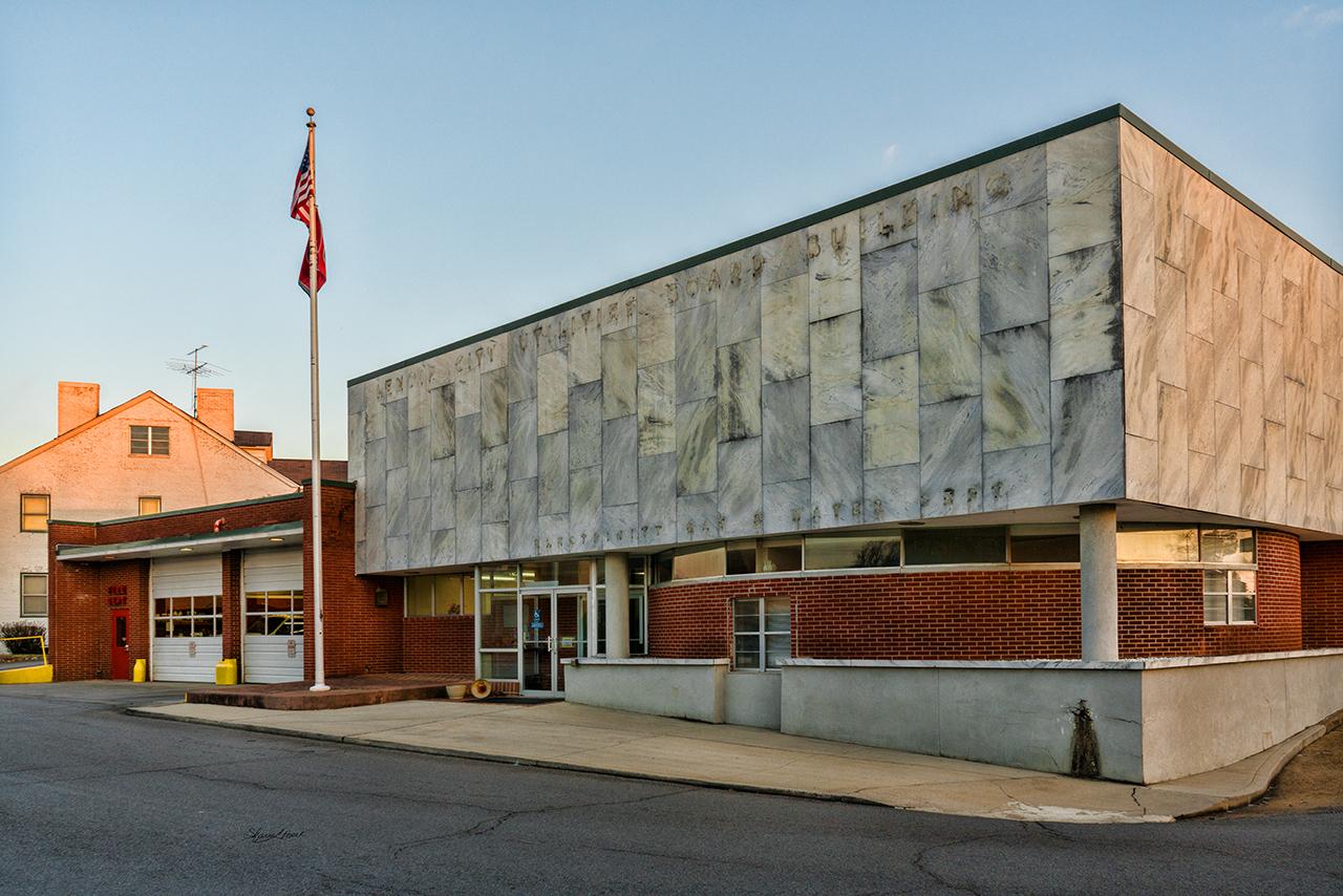 Lenoir City Downtown Firehouse