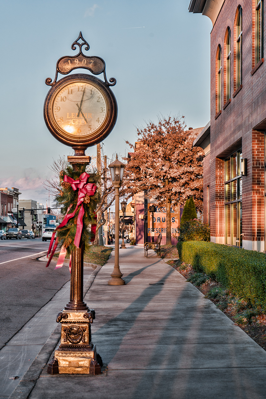Tuesday Trekkin' Lenoir City