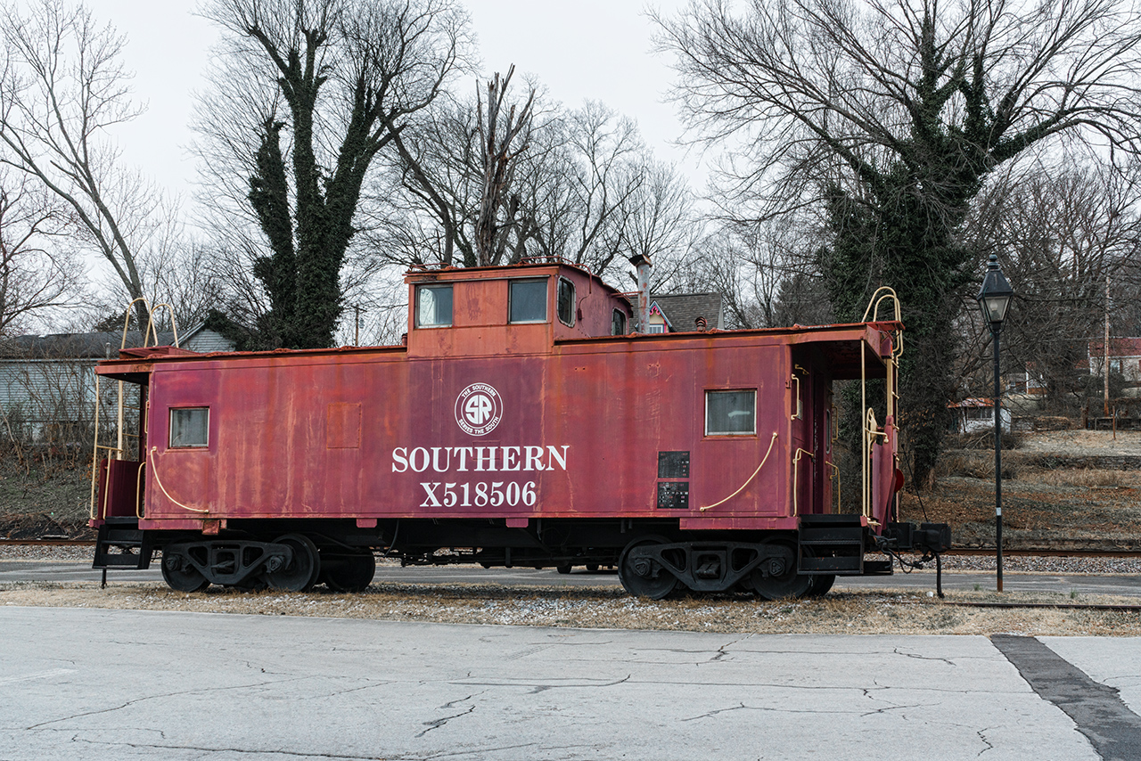 Red Caboose 4032sm