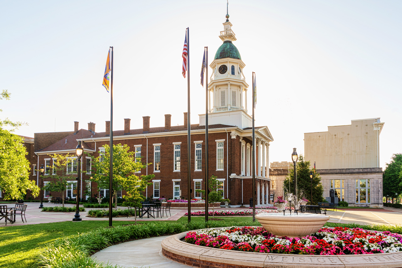 Danville Kentucky Courthouse