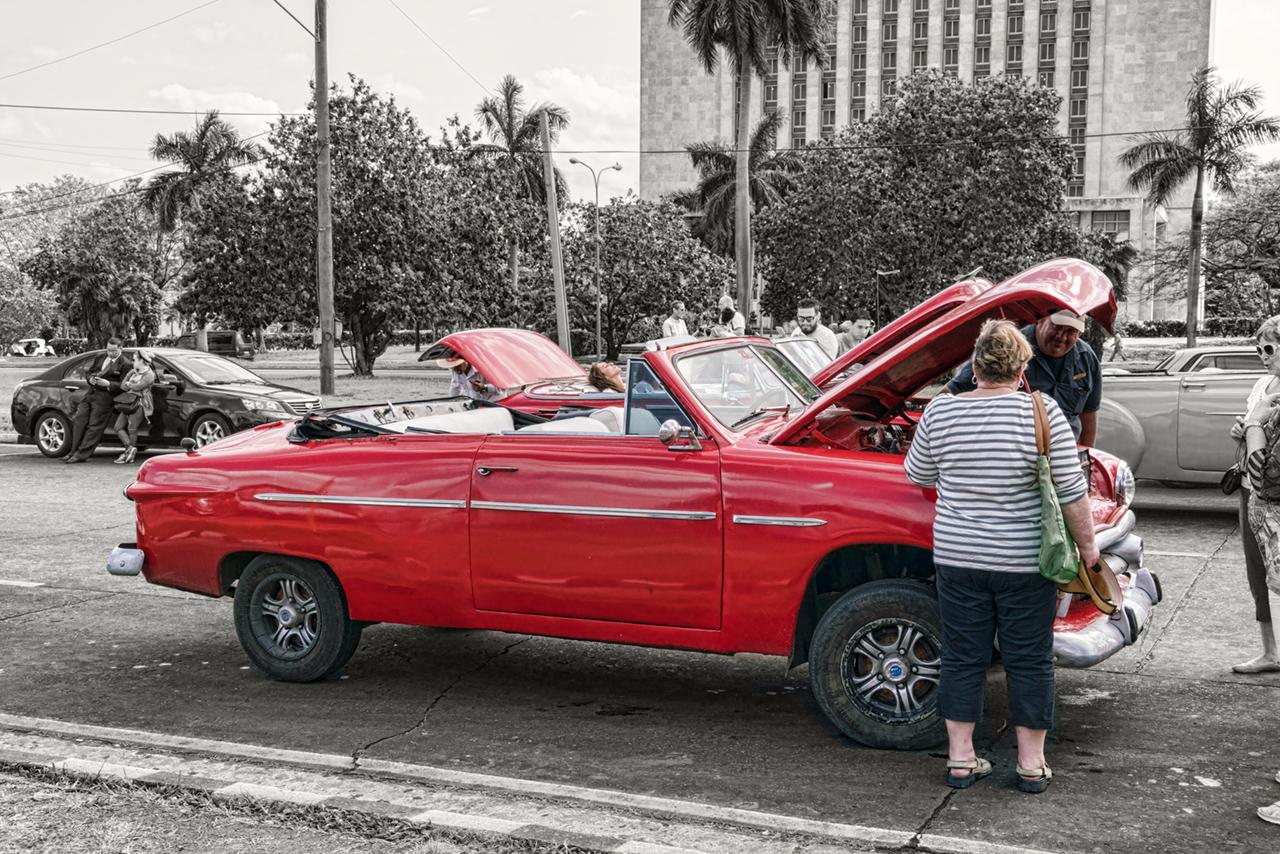 Top Down in Cuba
