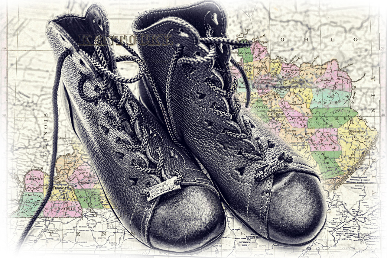 Traveling Boots KY 0010sm