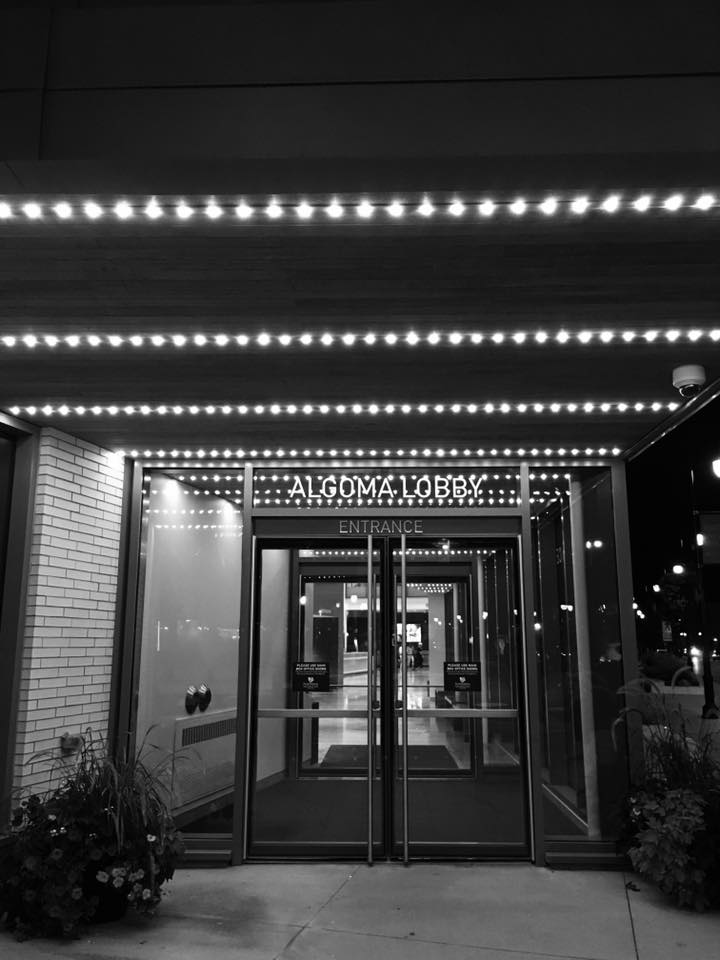 Doors at Night
