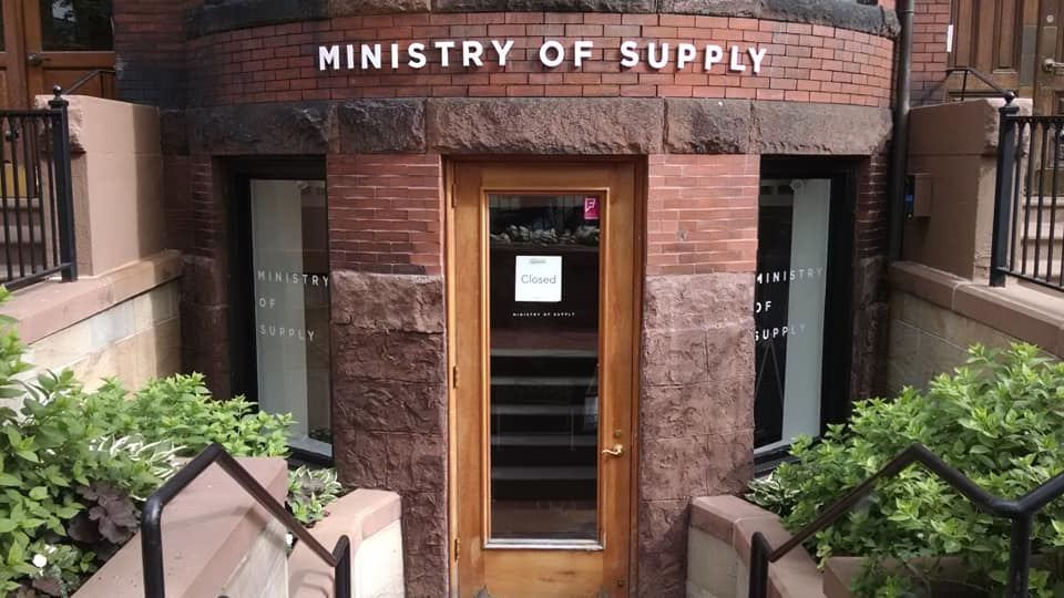 Ministry of Supplies