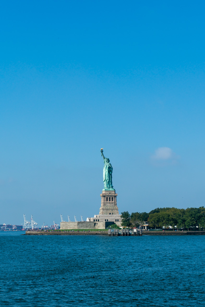 Liberty from Afar